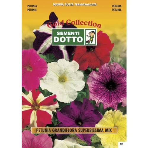Sjeme cvijeća Petunija