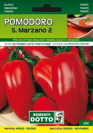 Sjeme rajčice SAN MARZANO