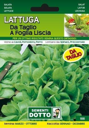 Sjeme salate za rezanje